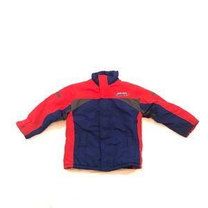 Reebok New York Giants Puffer Jacket Youth Medium